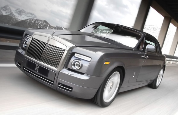 Rolls-Royce Phantom Coupé - LuxeTentations.fr