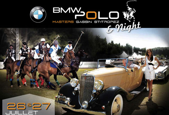BMW Polo Masters - Luxetentations.fr