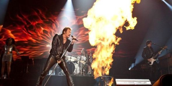 Johnny Hallyday - Luxetentations.fr