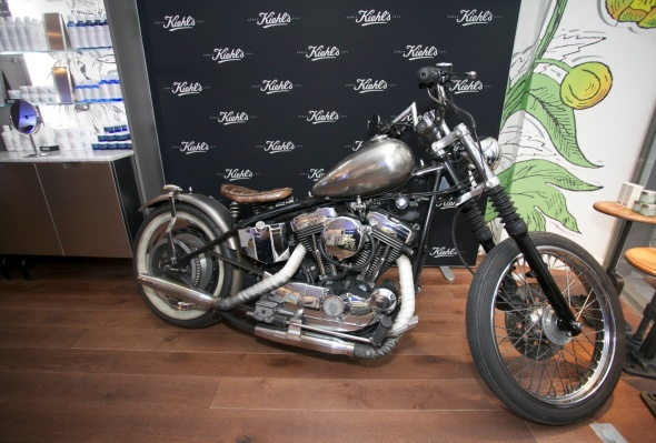 Harley at Kiehl's - Luxetentations.fr