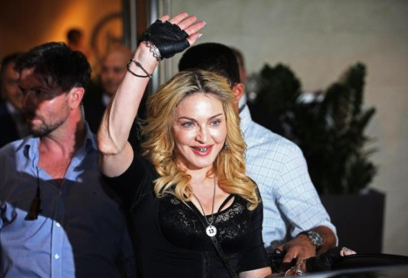 Madonna - Luxetentations.fr