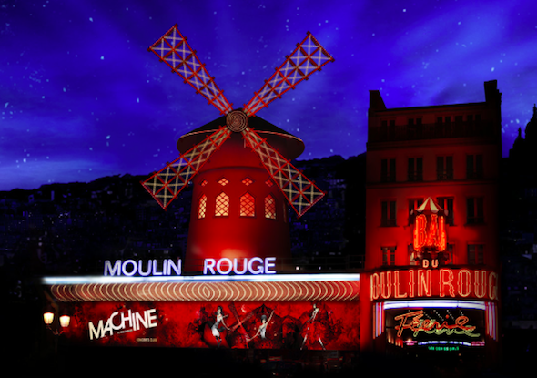 Moulin Rouge - Luxetentations.fr