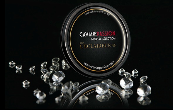 Caviar Passion - Luxetentations.fr
