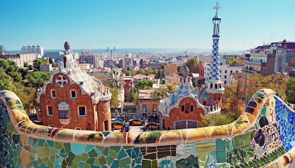 Barcelone - Luxetentations.fr