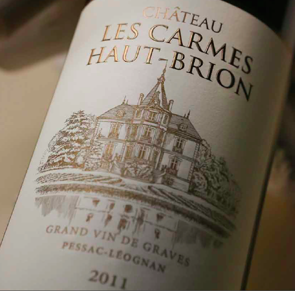 Carmes Haut Brion 2 -Luxetentations.fr