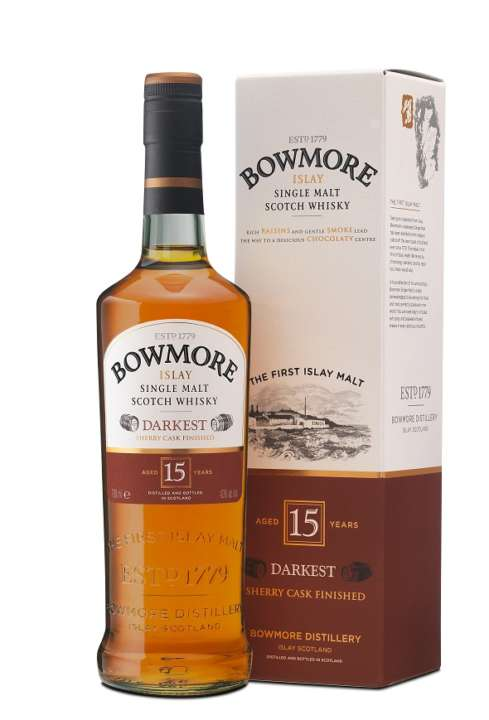 Bowmore Darkest - Luxetentations.fr