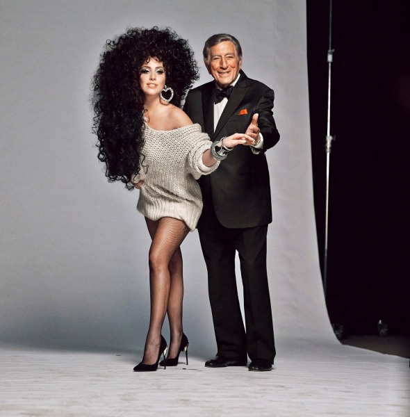 Lady Gaga & Tony Bennett Luxetentations.fr