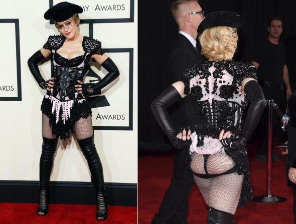 Madonna Grammy Awards 2015 luxetentations.fr