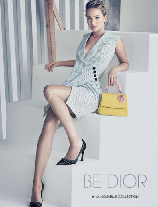 Jennifer Lawrence Be Dior luxetentations.fr
