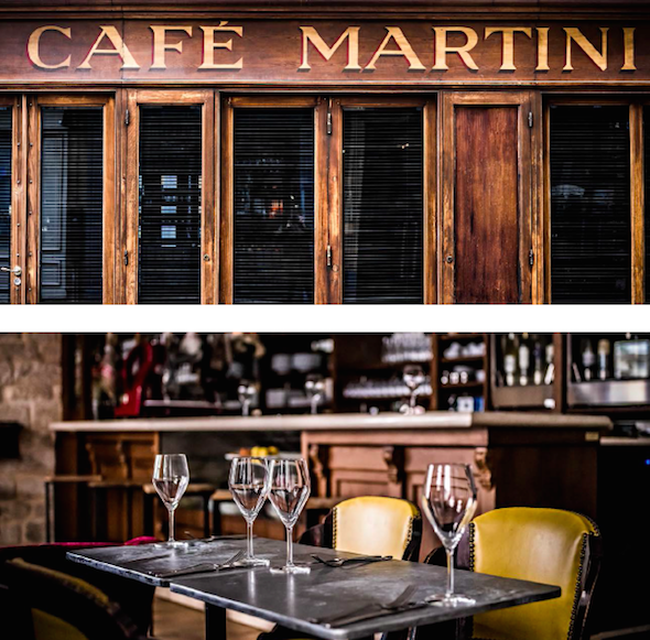 Café Martini - Luxetentations.fr