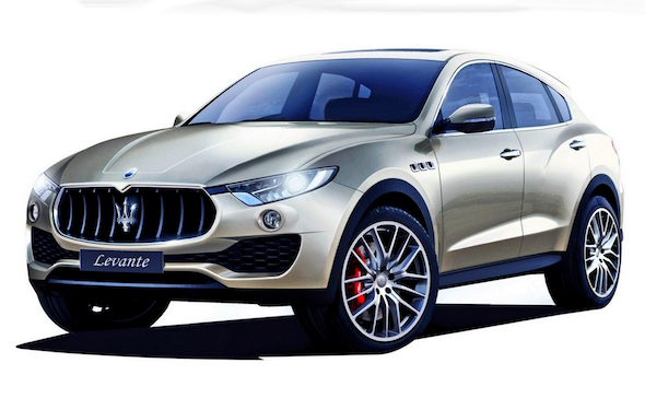 maserati levante le premier suv de la marque au trident italienne arrive cet t. Black Bedroom Furniture Sets. Home Design Ideas