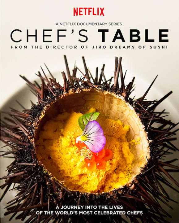Netflix Chefs Table - Luxetentations.fr