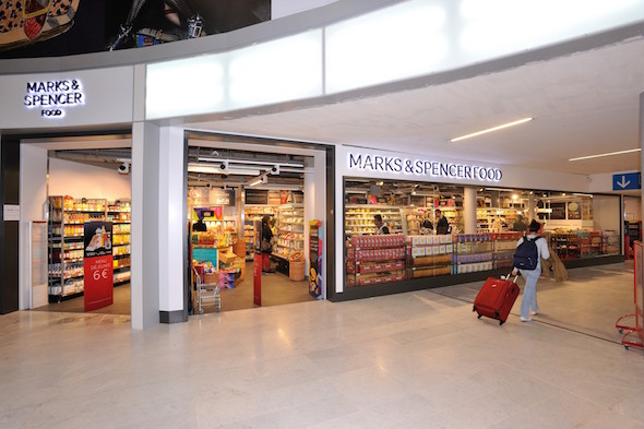 Marks & Spencer Roissy - Luxetentations.fr