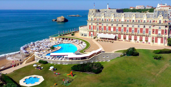 Biarritz - Luxetentations.fr