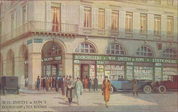 WH Smith Belle Epoque - Luxetentations.fr