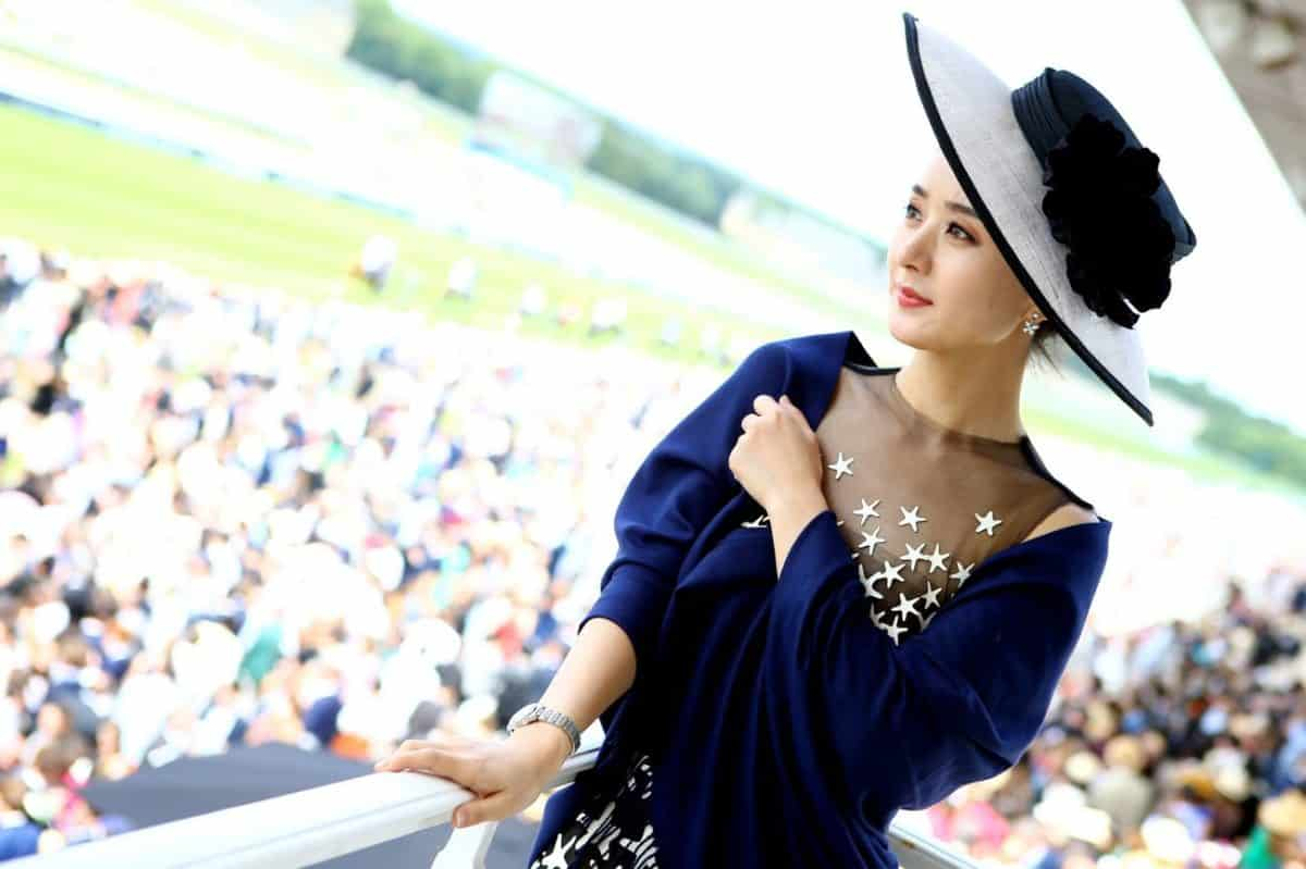 Prix de Diane Longines, la Garden Party la plus trendy !