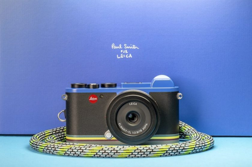 Leica et Paul Smith, version Compact CL