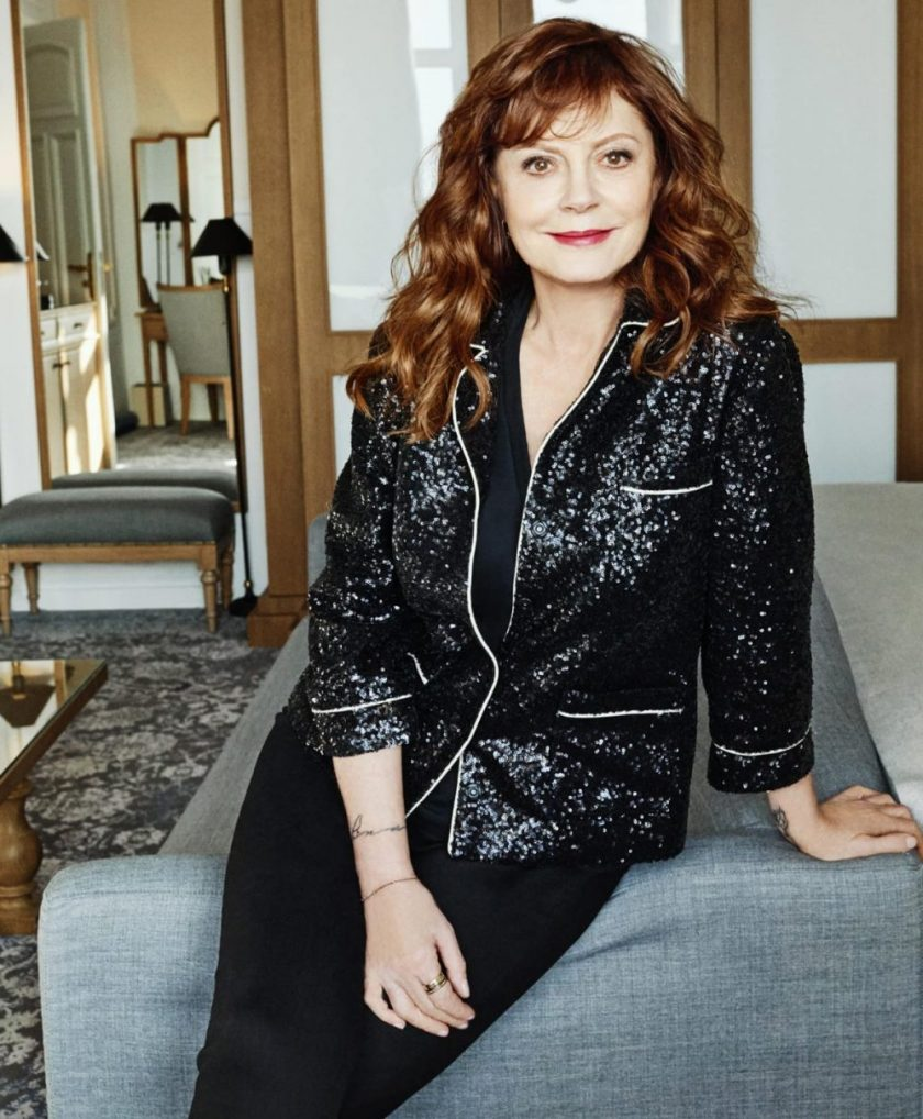Susan Sarandon, ambassadrice de Fairmont Hotels & Resorts