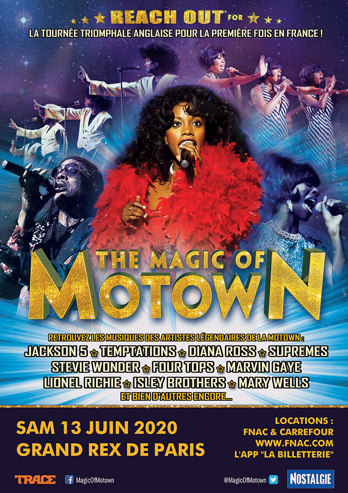 The Magic of Motown, 60 ans d'un label culte